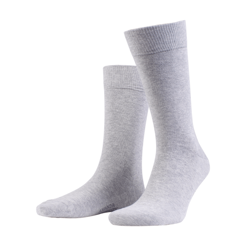 Amanda Christensen Light Grey Sock