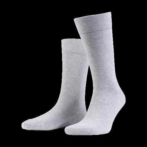 Amanda Christensen Light Grey Sock