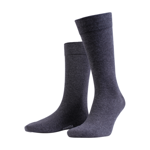 Amanda Christensen Dark Grey Sock