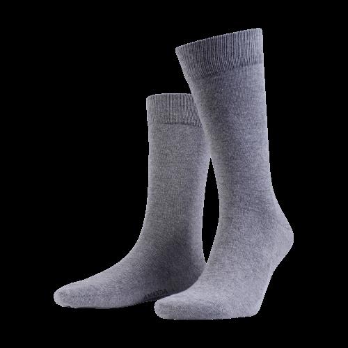 Amanda Christensen Grey melange sock
