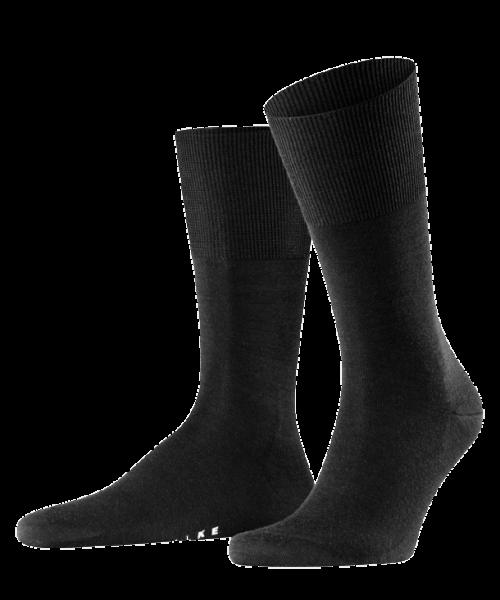Falke Airport Black socks