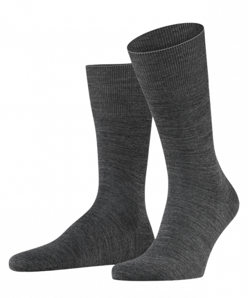 Falke Dark Grey Socks