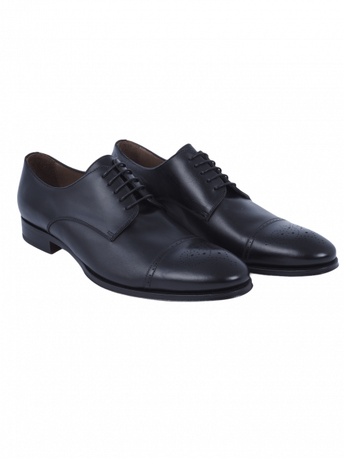 Andrea Zori Black Shoe