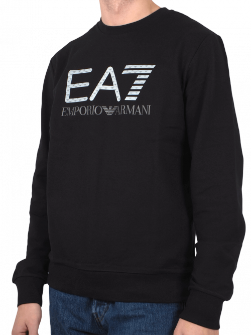 EA7 Black Sweater