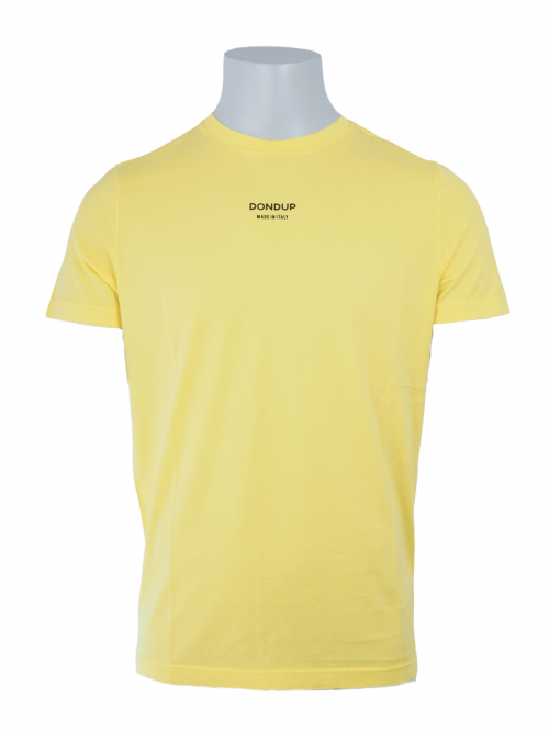 Dondup Yellow T-Shirt