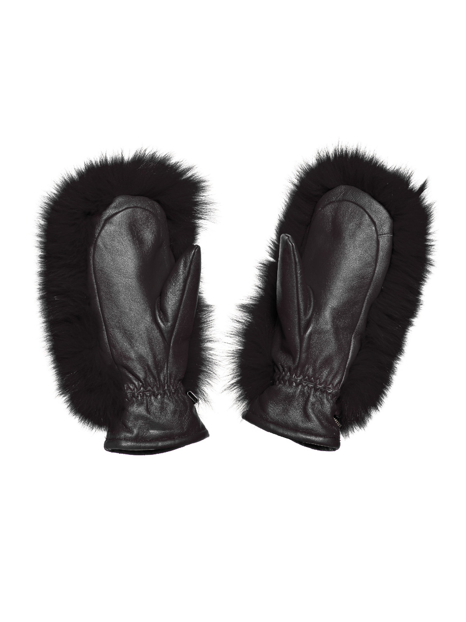 Goldbergh Mittens Fox Fur